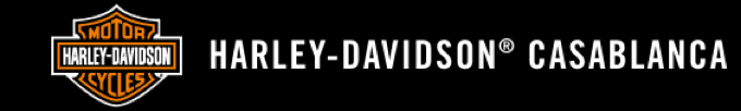 Logo - Harley-Davidson - Black
